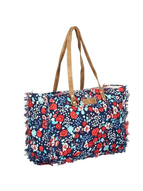 **Myra Bags Flamboyant Weekender Bag S-1309
