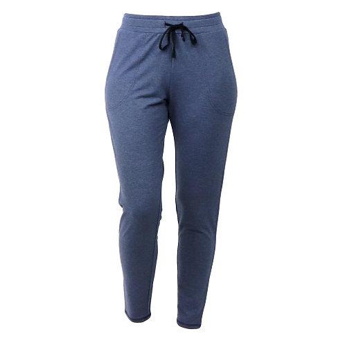 The Weekender Drawstring Pants-Navy