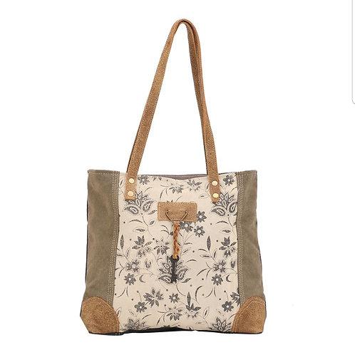 Myra Bags - Unique Key Tote Bag S-1522