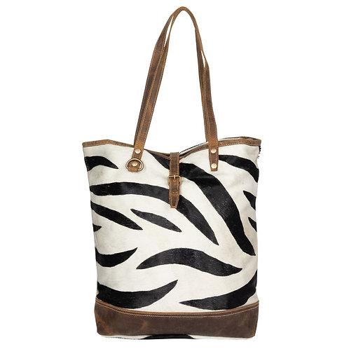 Myra Bags Fierce Desire Hairon Tote Bag-2147