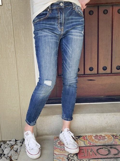 The Charli Ankle Skinny Jeans