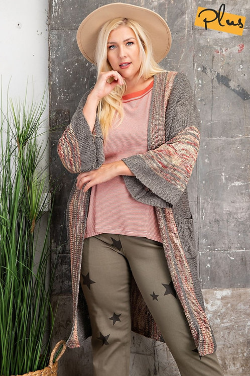 *The Tamara Cardigan-Plus