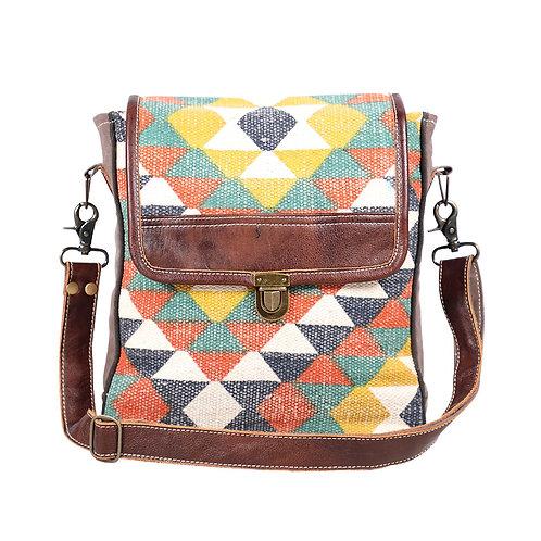 **Myra Bags Eye Catcher Shoulder Bag S-1914