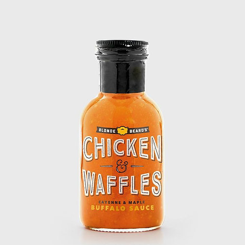 Blonde Beard's Chicken & Waffles Buffalo Sauce