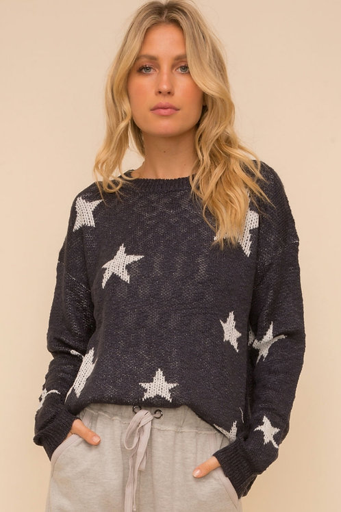 *Shooting Star Sweater