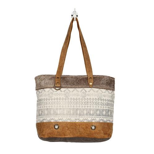 *Myra Bags Oromos Canvas Tote Bag S-1268