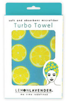 Lemon Lavender Turbo Towels