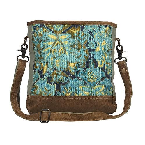 *Myra Bags Aqua Trail Shoulder Bag-2031