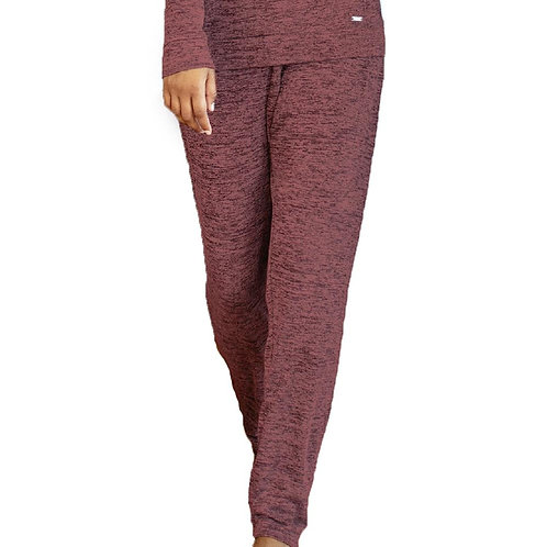 Carefree Threads Lounge Pant-Clay