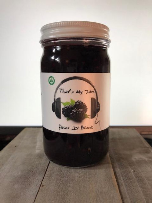 That's My Jam-Blackberry Jam