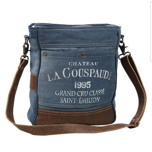 **Myra Bags 1995 Vintage Denim Shoulder Bag S-1570