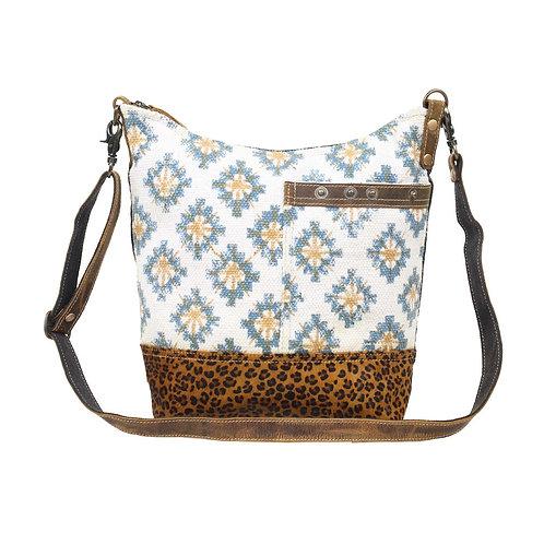 *Myra Bags Blue Sapphire Shoulder Bag-2534