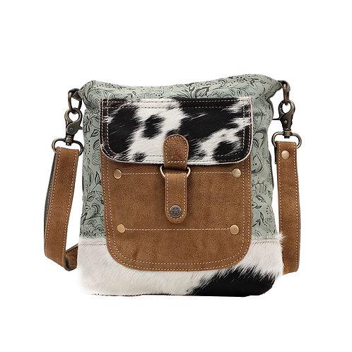 Myra Bags Eau De Nil Shoulder Bag S-1430