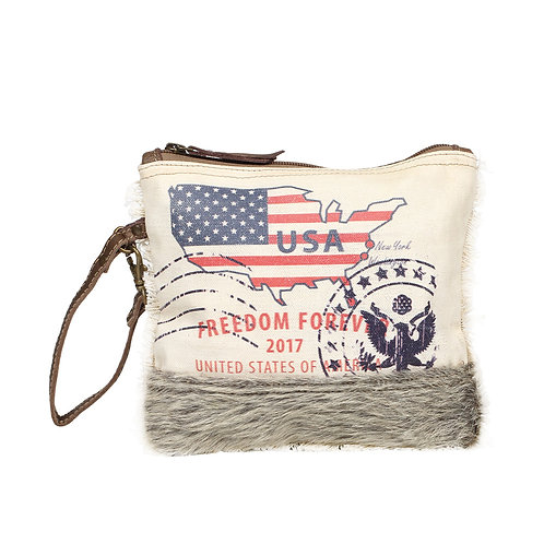 *Myra Bags New York Verge Pouch-S-1260