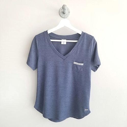 *Weekender Short Sleeve Tee-Navy