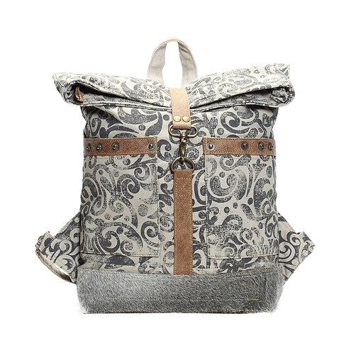 **Myra Bags Foldover Backpack Bag S-1161
