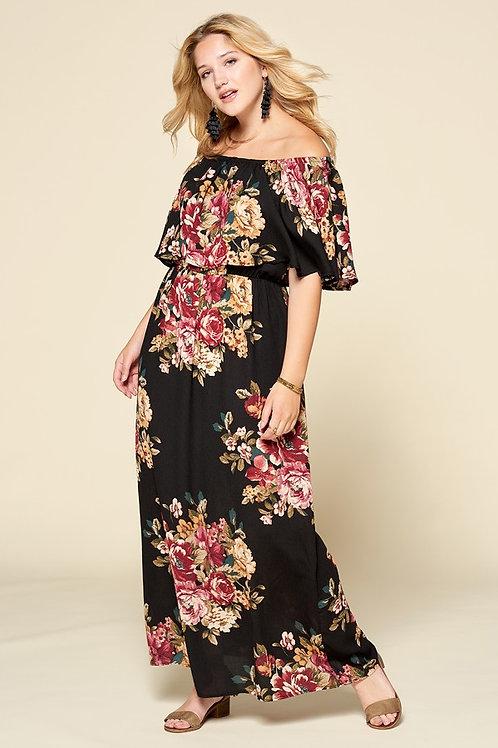 The Tyla Maxi Dress