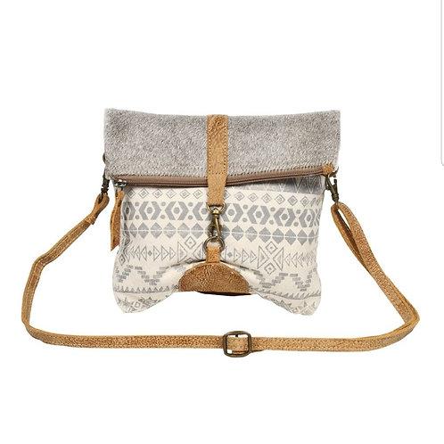 **Myra Bags Imbricate Small & Cross Body Bag S-1262