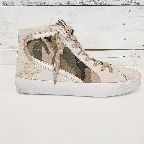 *Shu Shop Roxanne High Top Sneaker