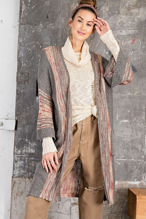 *The Tamara Cardigan - Grey