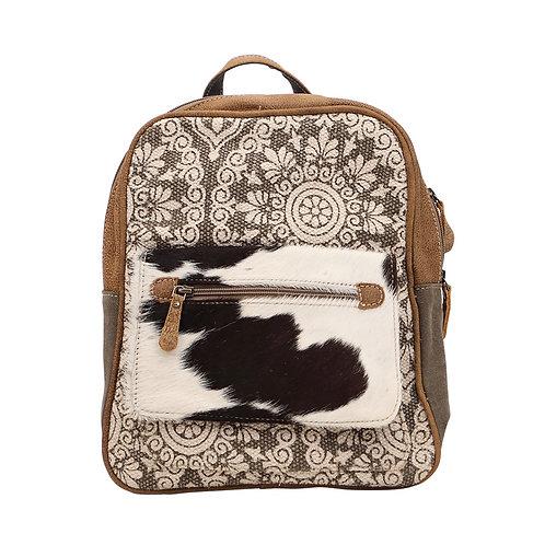 **Myra Bags Clique Backpack Bag S-1446