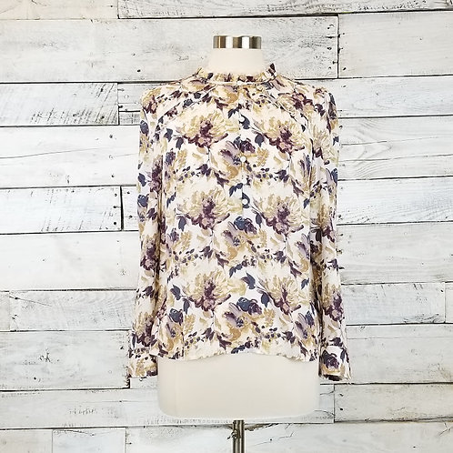 Folkstone Floral Top