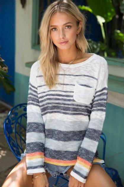 *Fresh Breeze Sweater