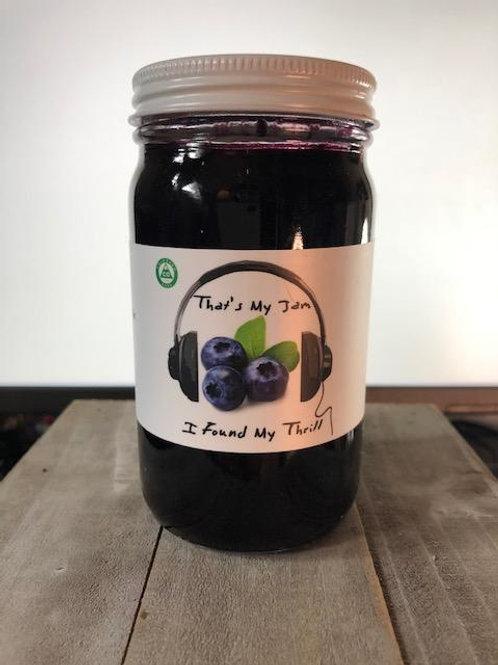That's My Jam-Blueberry Jam