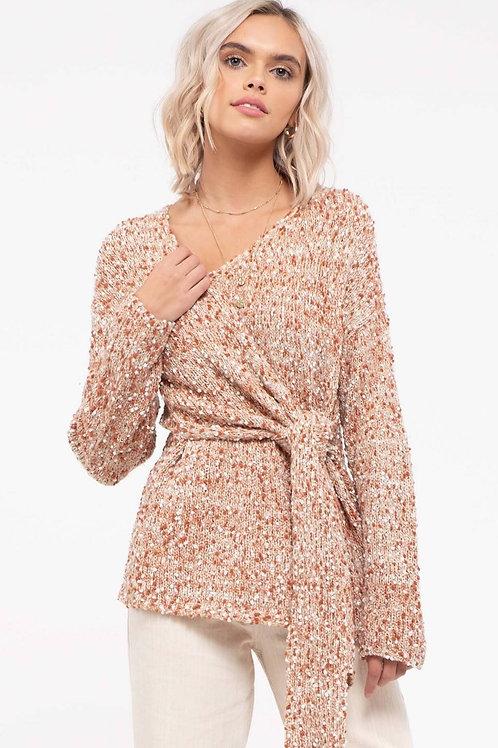 Pumpkin Kisses Sweater