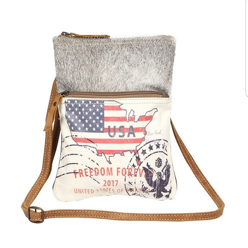 **Myra Bags Freedom Forever Small & Cross Body Bag S-1258