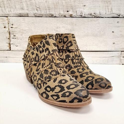 *NM Kepang Leopard Booties