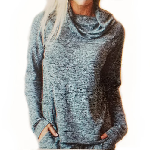 *Carefree Threads Lounge Top-Mint