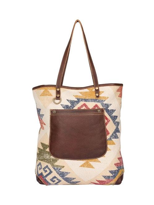 Myra Bags - Mellifluous Spring Tote Bag S-2219