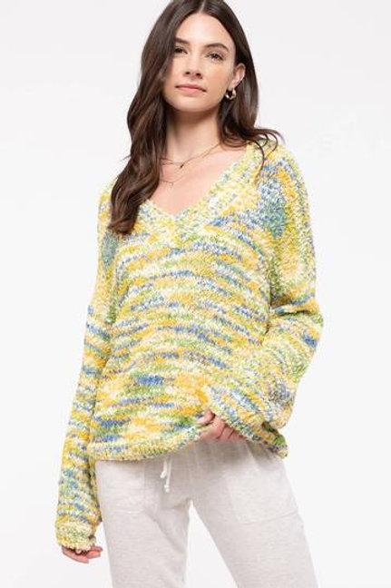 Kaleidoscope Of Colors Sweater
