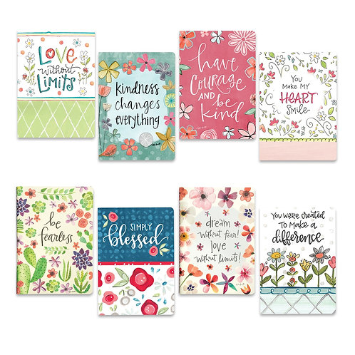 *Brownlow Simple Inspirations Soft Cover Journal