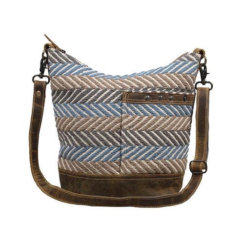 *Myra Bags Blue Chip Shoulder Bag-2004