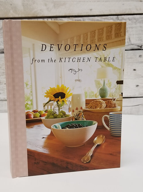 *Devotions From The Kitchen Table
