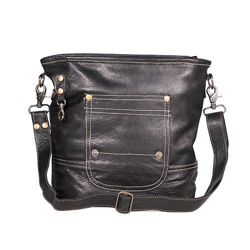 **Myra Bags Robust Leather Bag S-1940