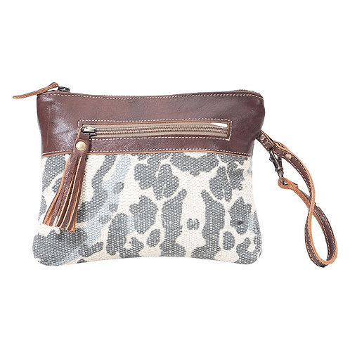 **Myra Bags Distressed Pouch S-1600