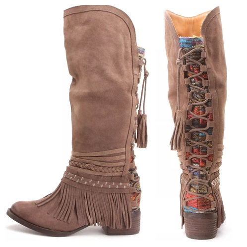 *NM Zarape Chelsea Boot