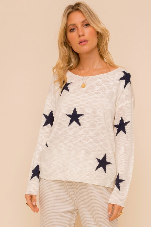 *Skies The Limit Sweater