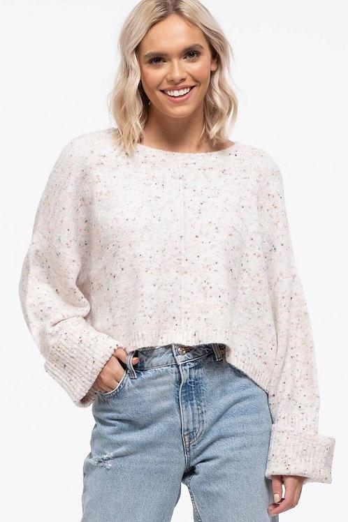*Kindness Is Like Confetti Sweater