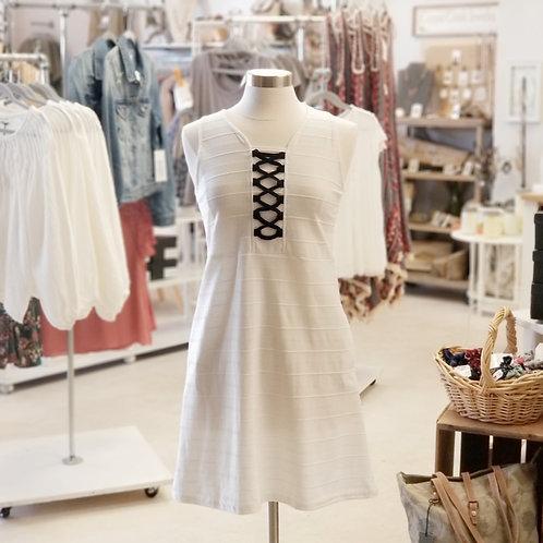 *Criss-Cross Cabo Dress