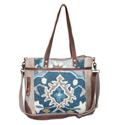 *Myra Bags Iridescent Tote Bag-2175