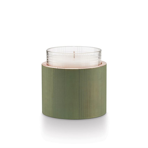 *Good Cheer Glass Candle