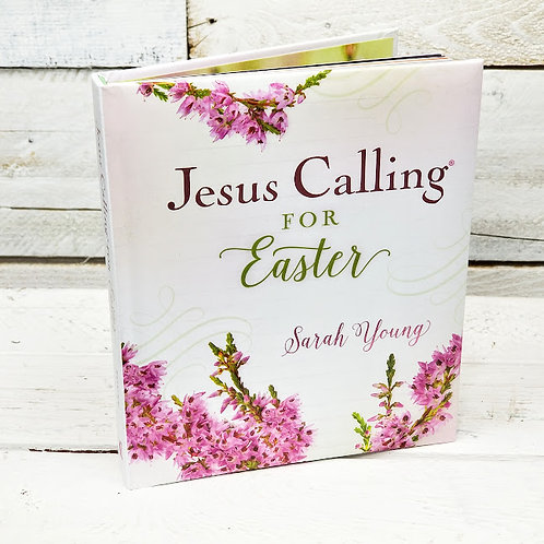 *Jesus Calling For Easter