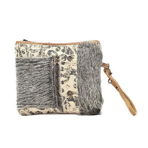 **Myra Bags Hide-Segmented Small Bag-S-1015