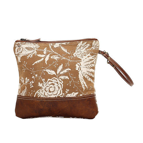 **Myra Bags Rose Print Small Bag S-1024