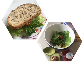 Salad Vs Salad Sandwich