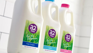A2 milk, not quite A level evidence